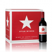 Star Wines Natural Sweet Red & Box